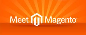 Meet Magento Logo